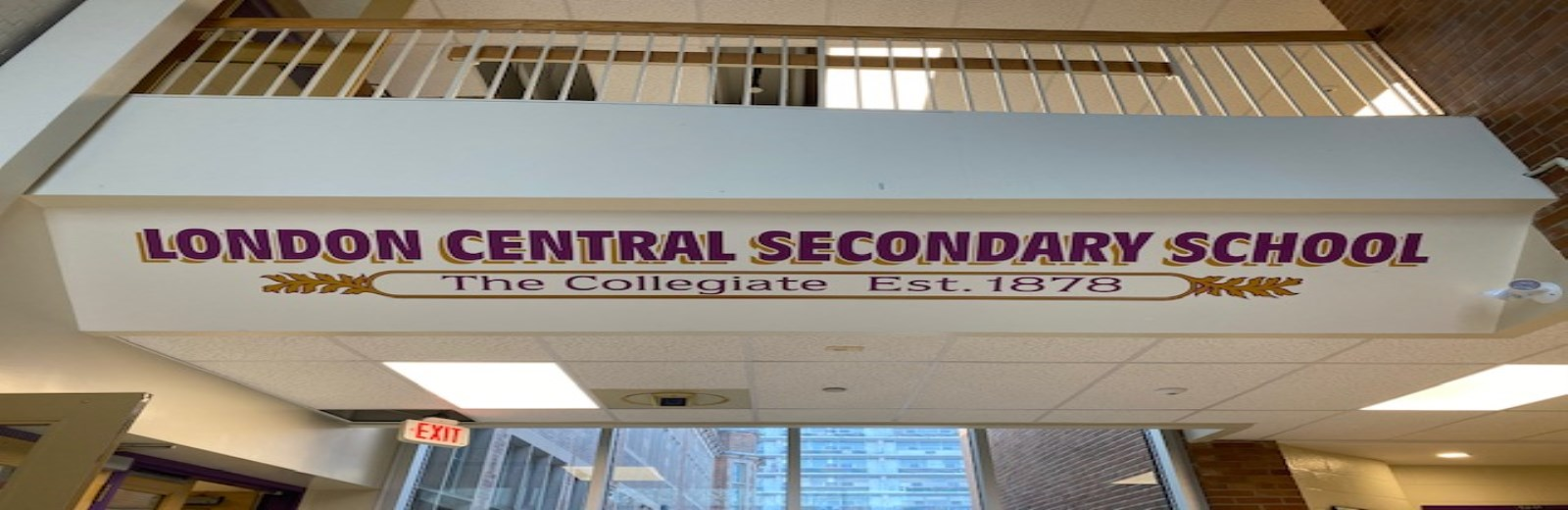 Central Sign